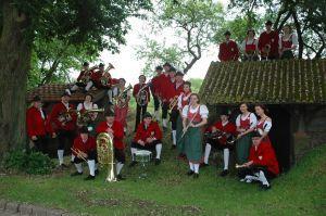 Bild der  Roßfelder Musikanten 2006