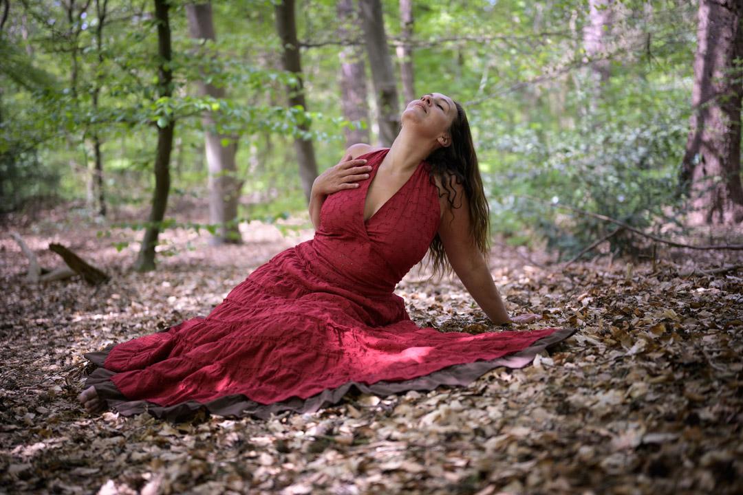 Boobalicious Dress - True the Eye of Awareness