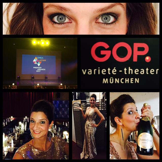"""Pernod Ricard"" im GOP München"