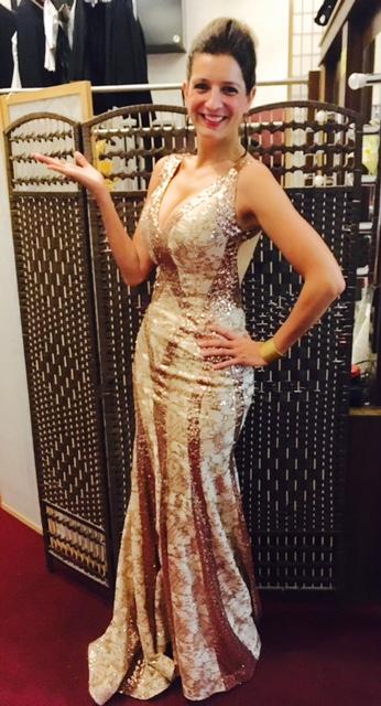 """Glamour Dress"""