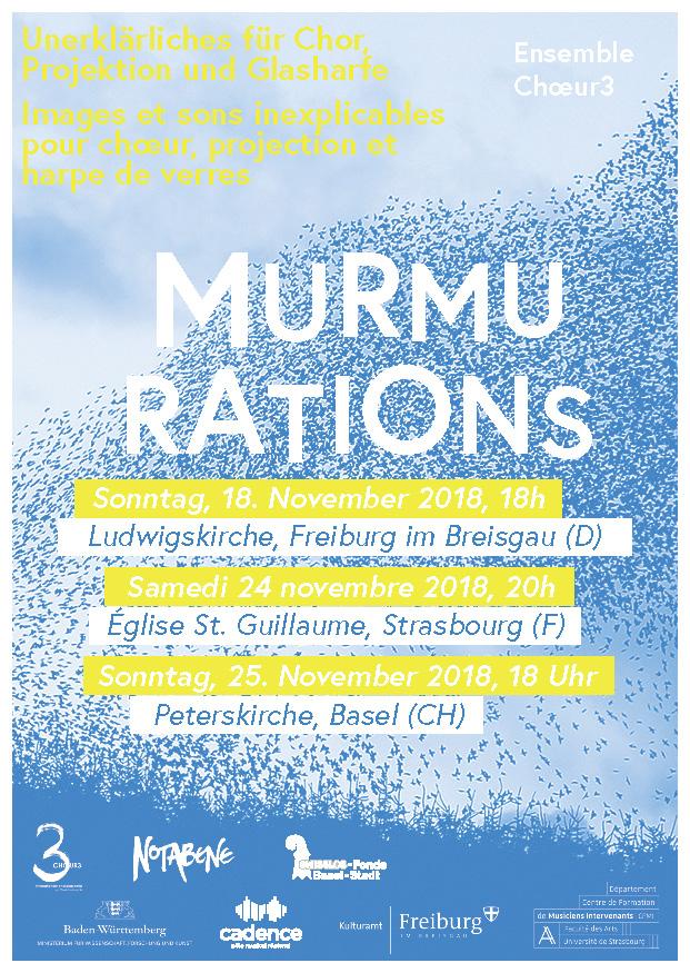 Murmurations-Flyer