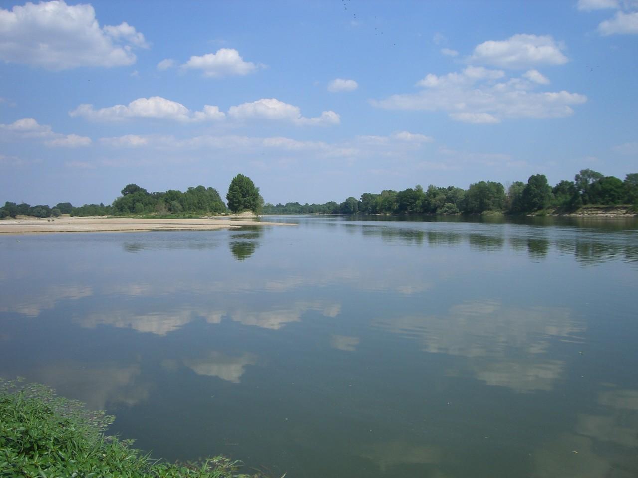 La Loire à Port-Boulet 22 rue du poids Bourgueil