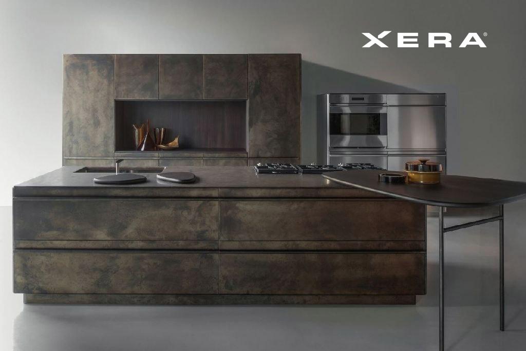 XERA Premium Stahlküchen von INNenRAUM Rattenberg