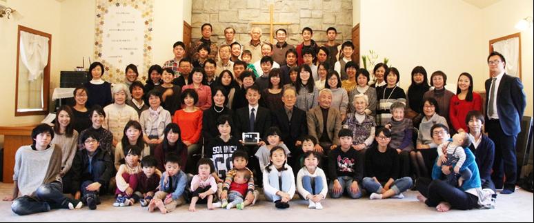 2016年1月3日(日) 新年礼拝