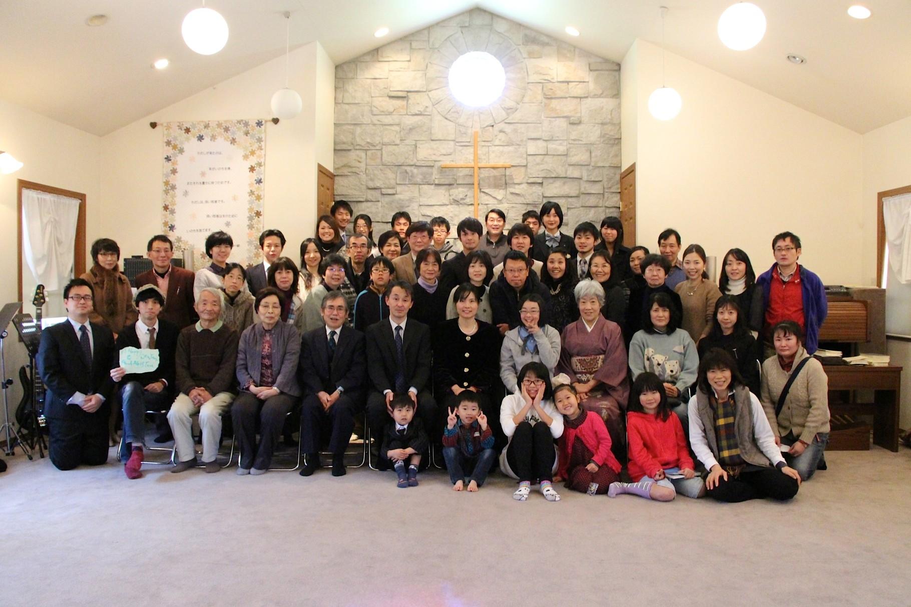2015年1月1日 元旦礼拝