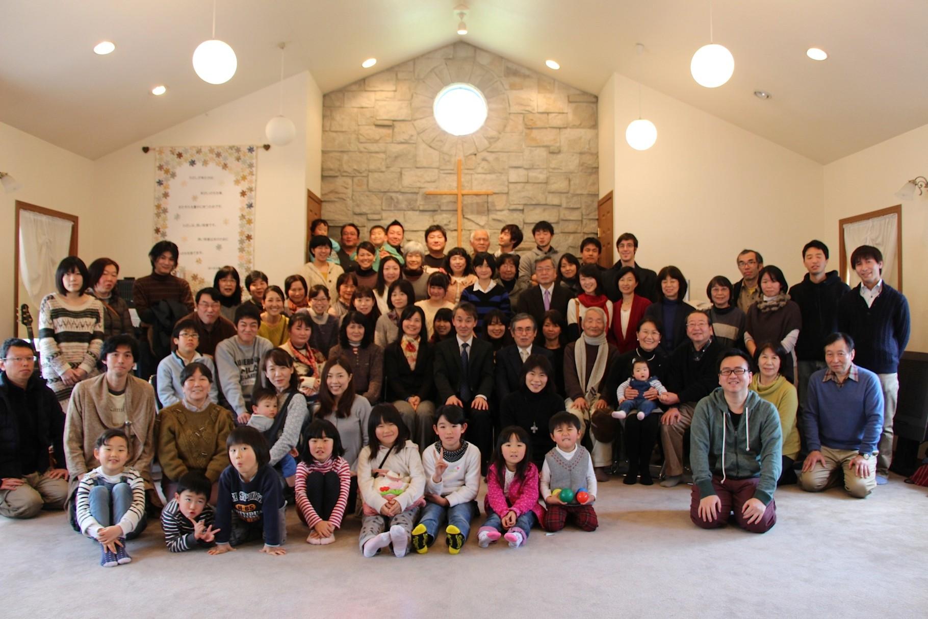 2015年1月4日(日) 新年礼拝