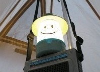 SMILE LEDランタン