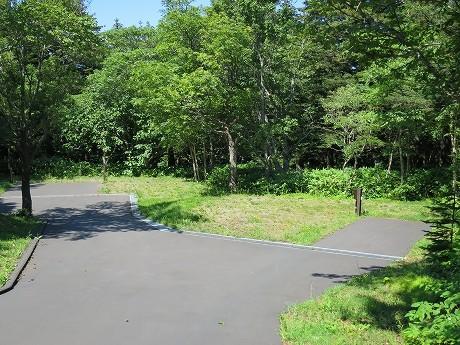 利尻北麓野営場 オートキャンプサイト