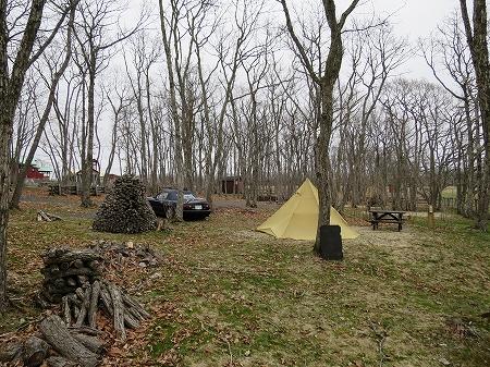 2016.5.3 キャンプ場風景