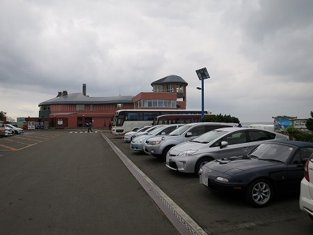 PM1:37 道の駅 厚岸(あっけし)グルメパーク