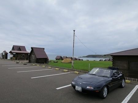 PM12:24 霧多布岬(きりたっぷみさき)キャンプ場
