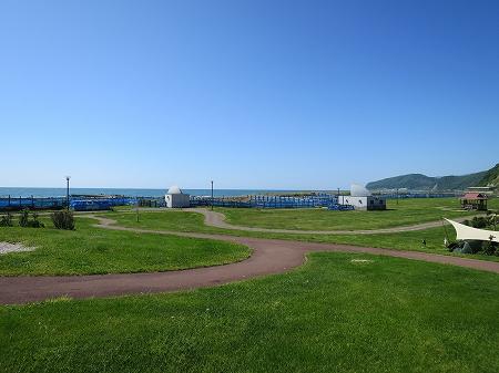 川下海浜公園キャンプ場