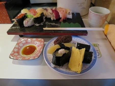 かねとも寿司:最特上寿司