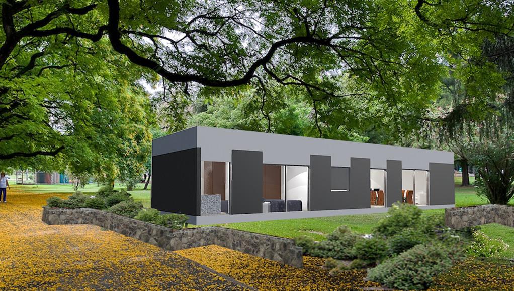 MODELO VES 3 - 102        3 Dormitorios - 2 baños - 102 m2