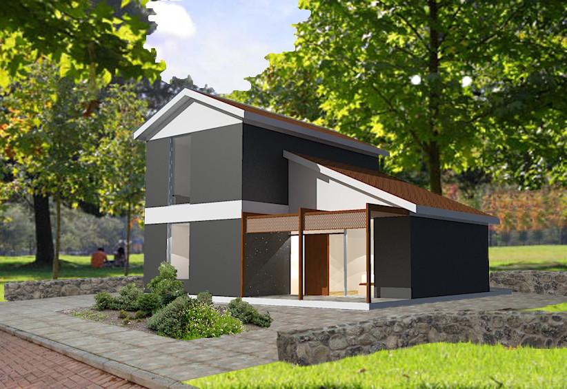 MODELO VES 3 - 124        3 Dormitorios - 2 baños - 124 m2