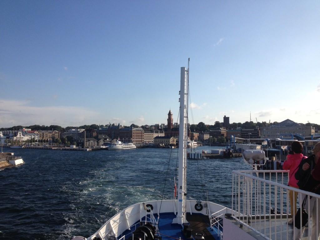 au revoir la Suède