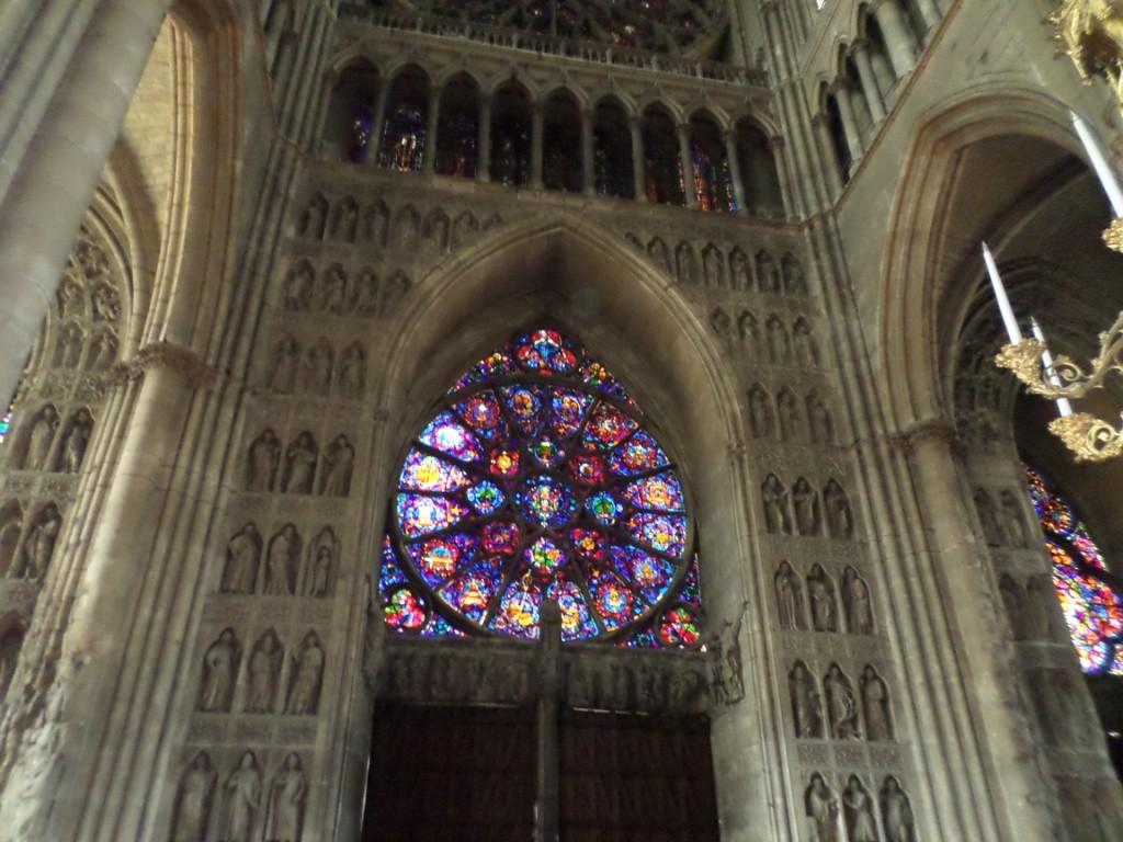 un magnifique vitrail