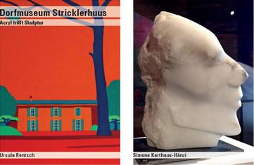 "Ausstellung ""Acryl trifft Skulptur"""