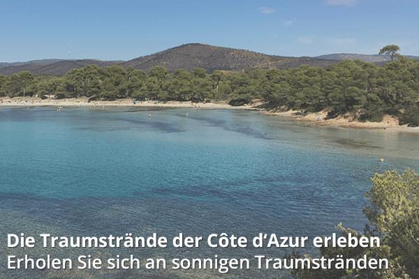 Ferienhaus Côte d'Azur Meerblick