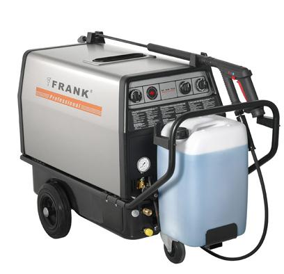 FRANK Heisswasser Mobil