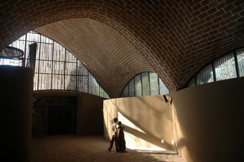 Centro de interpretacion de Mupungubwe, Sudáfrica, 2009