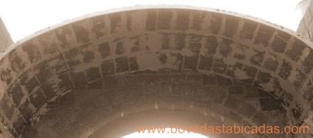 Bóveda tabicada de cañón eliptica www.bovedastabicadas.com