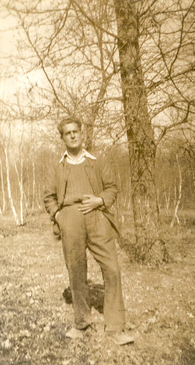 Le père de Maria, 1940