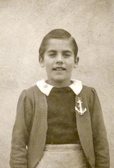Maria, 10 ans