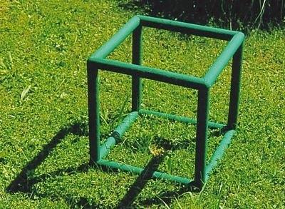 Gartenobjekt Hexakaeder