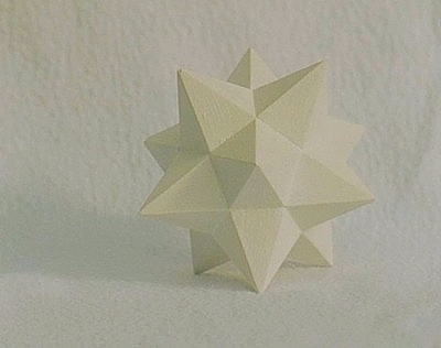 Dodekaederstern