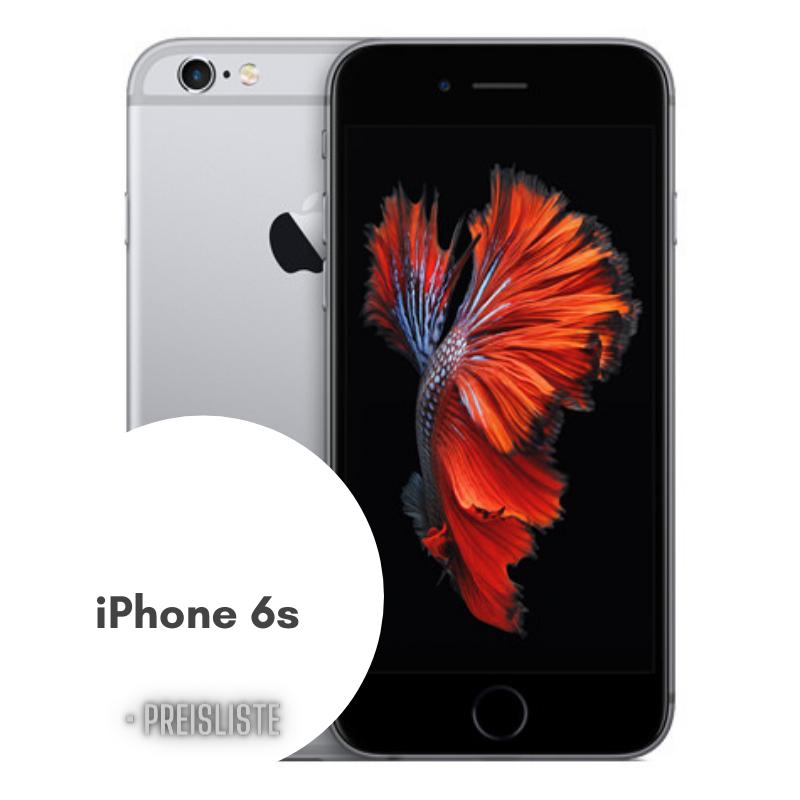 iPhone 6S kaufen Biel