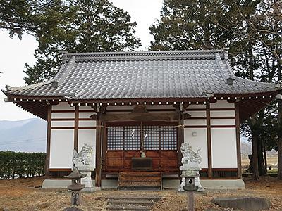 七都石神社