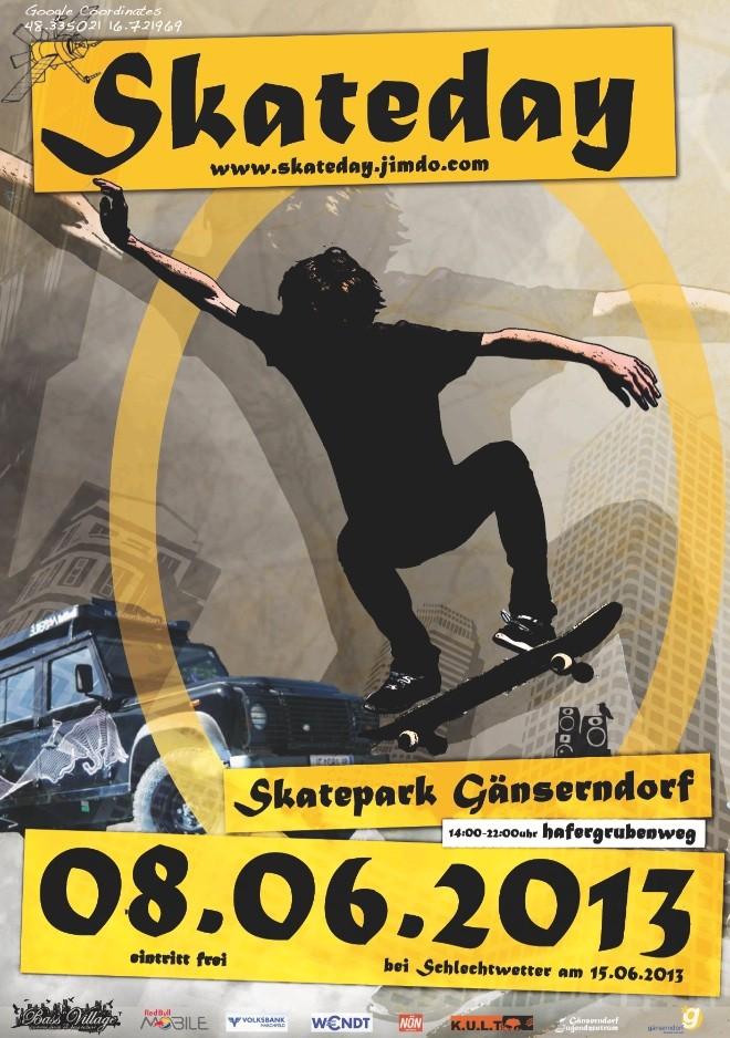 skateday 2013