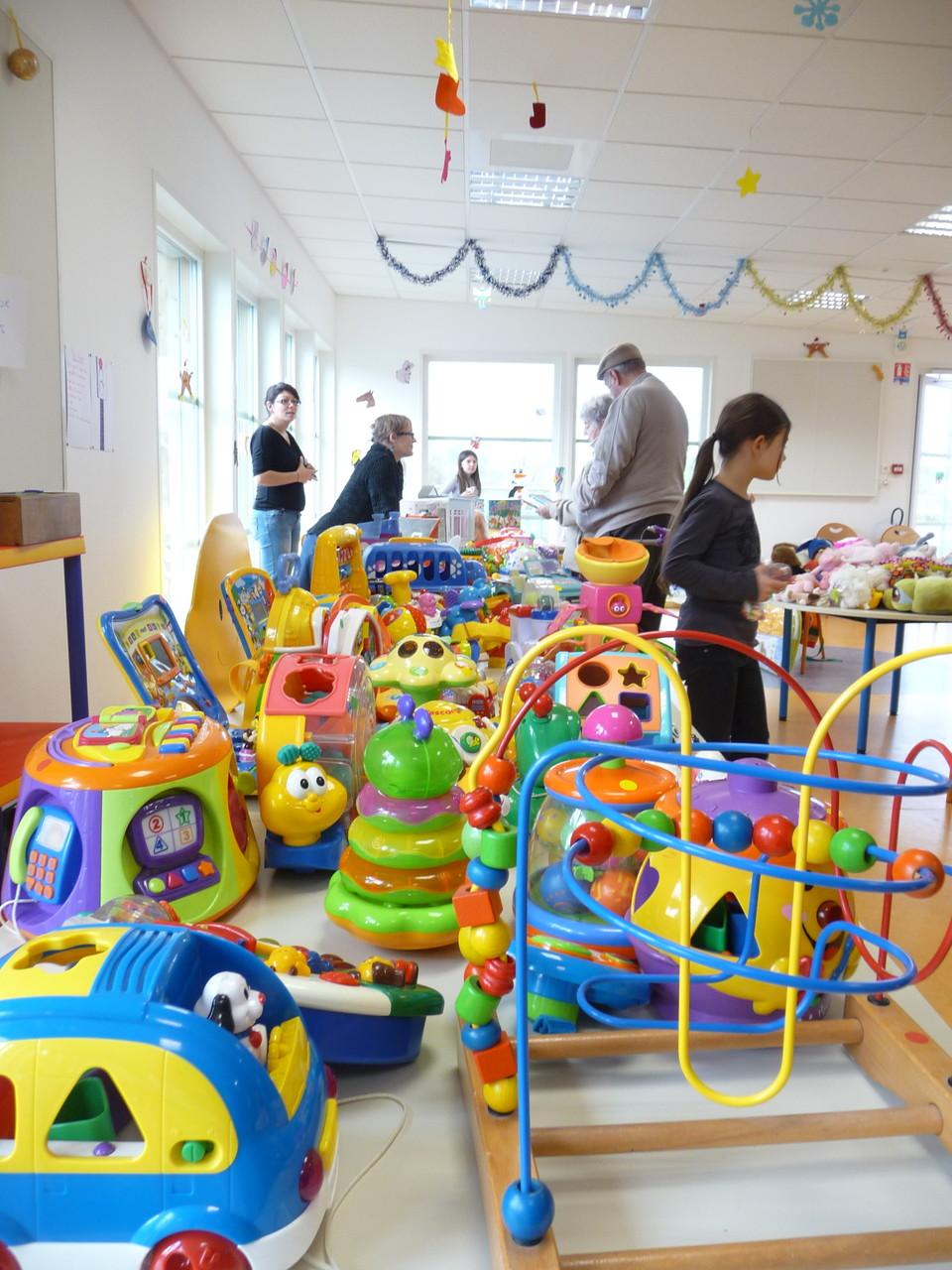 Bourse aux jouets 30 nov 2013