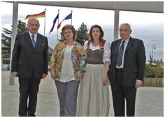 Bertold Schmidt, Monika Franck, Chantal Palme, Roger Vayssière