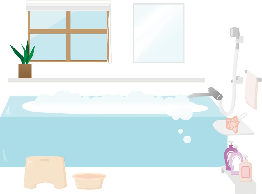 コロナの影響で温泉も近場の入浴施設も行けない!家のお風呂タイムを充実させるアイディア