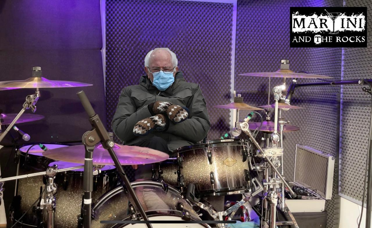 Drum-Recording im Proberaum