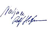 Nadja & Rolf Hofmann