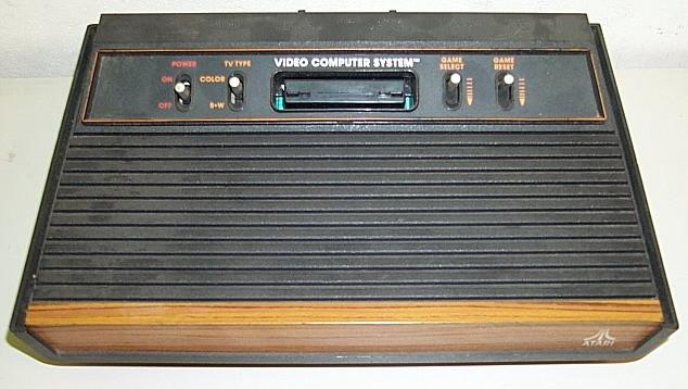 Atari VCS CX2600