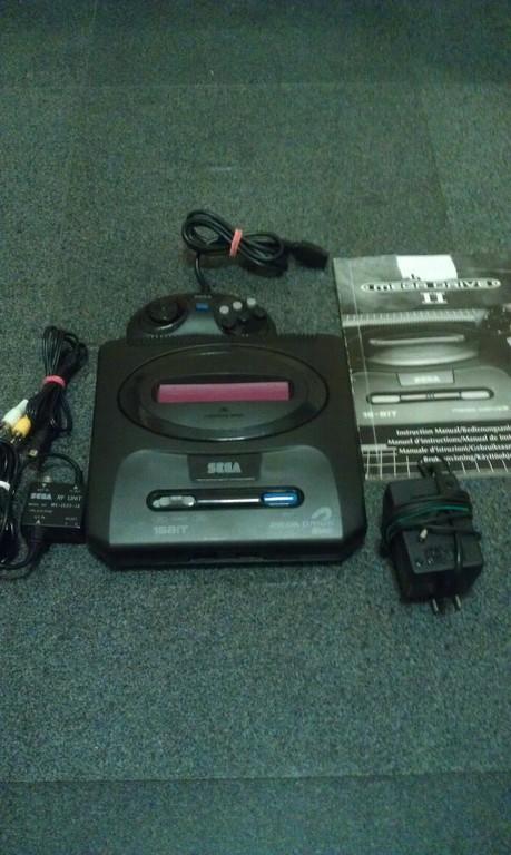 Sega Mega Drive JAP