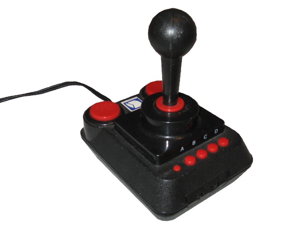 Commodore64 DTV gamer Joystick