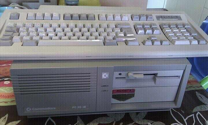 Commodore PC10-20III