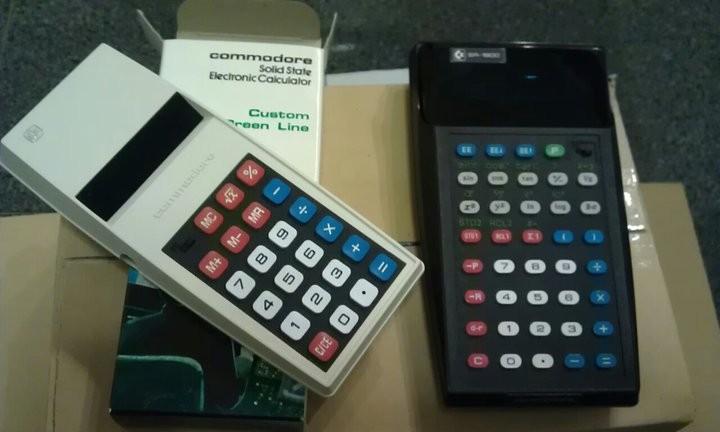 Commodore Taschenrechner