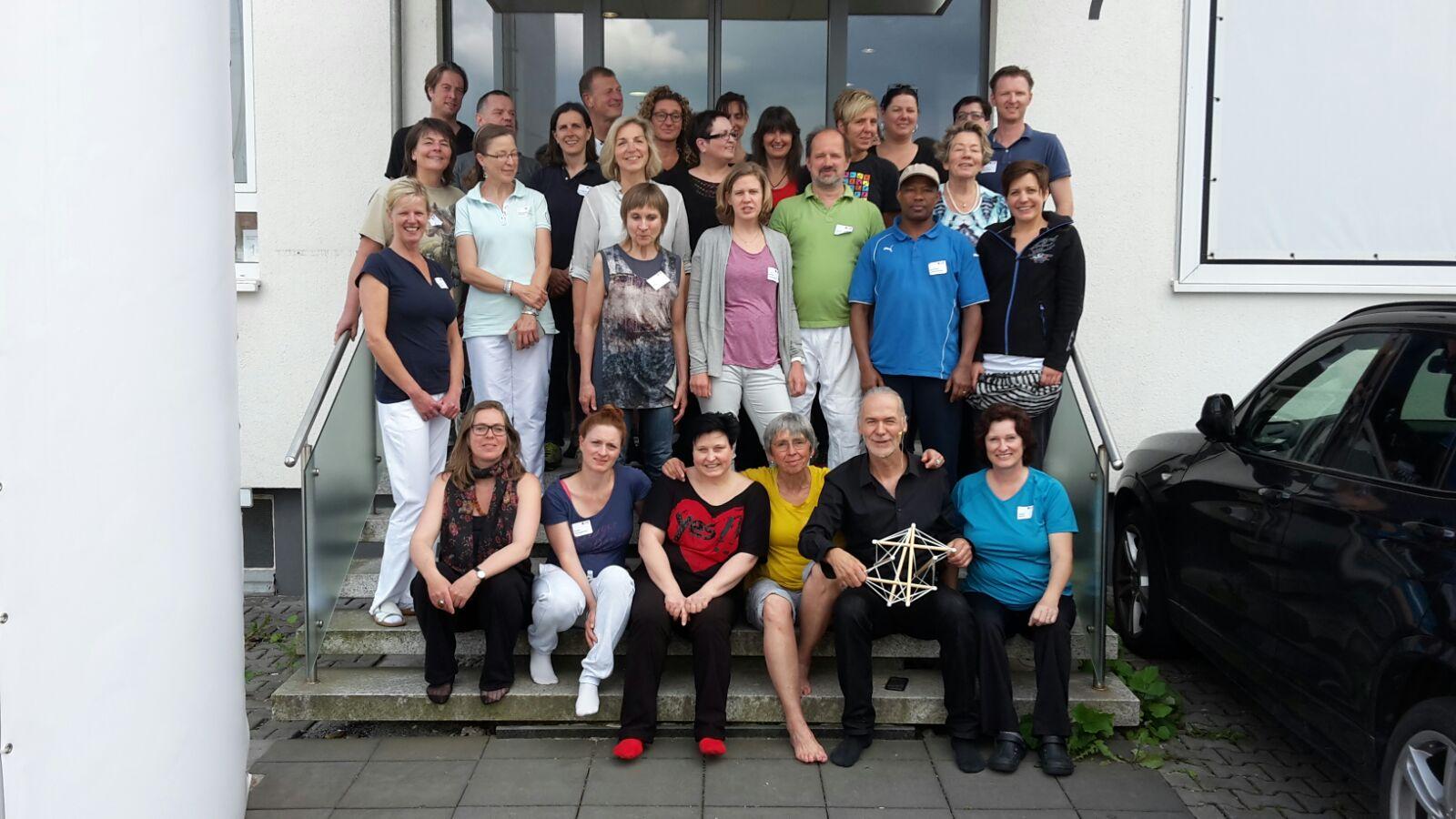 """""""Faszienforschung und Schmerztherapie"""" mit Dr. Robert Schleip, 2016"""