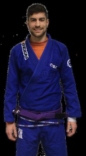 Alex wird von Fuji-Gear / Ippon-Shop unterstützt