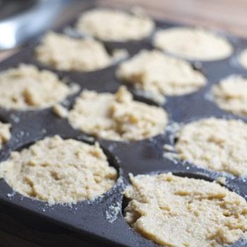 Kerstins Keto, Gewürzküchlein aus der Keto Küche, glutenfrei, backen