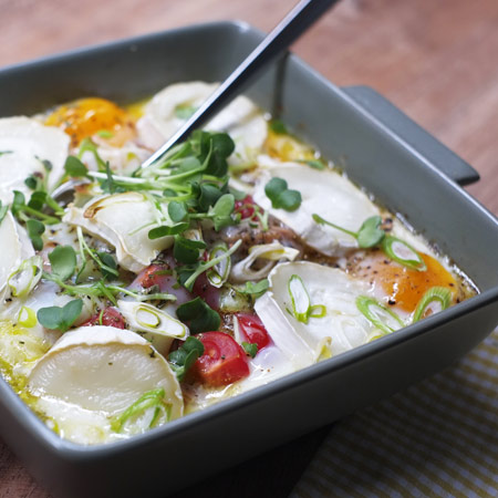 Kerstins Keto, schnelle Ketoküche mit Thunfisch und Ei