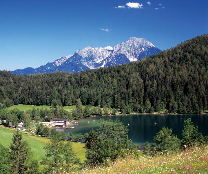 Gleinkersee Panorama
