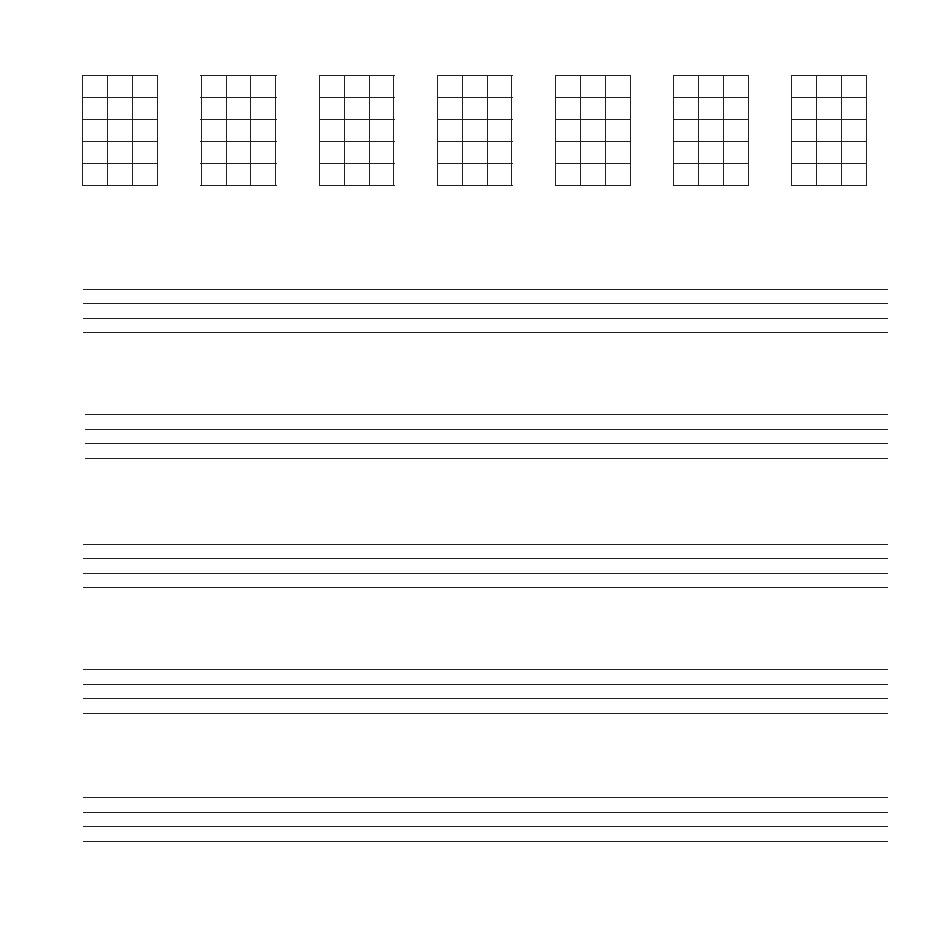 tabulaturheft-ukulele