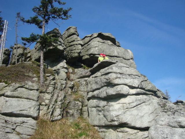 Dreisesselberg (Dreiländereck: Österreich-Deutschland-Tschechien)